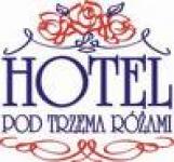 Hotel Pod Trzema Różami logo